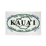 Kaua'i Rectangle Magnet