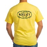 Kaua'i Yellow T-Shirt