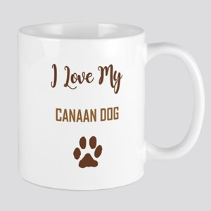 I LOVE MY DOG! Mugs