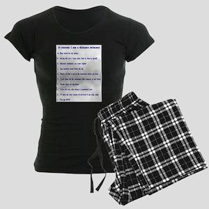 Distance Swimmer 2 Pajamas