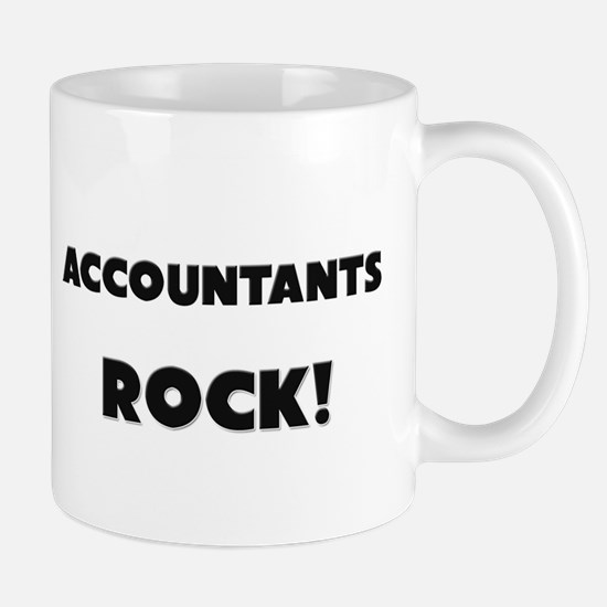 Accountants ROCK Mug