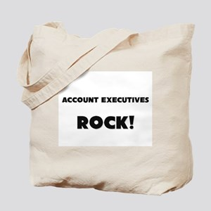 Account Executives ROCK Tote Bag