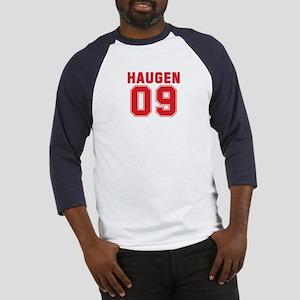 HAUGEN 09 Baseball Jersey