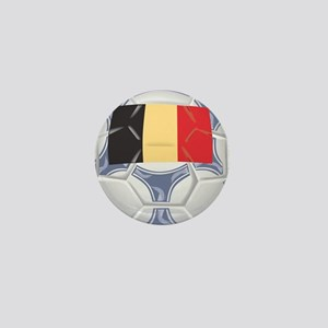 Belgium Championship Soccer Mini Button (10 pack)