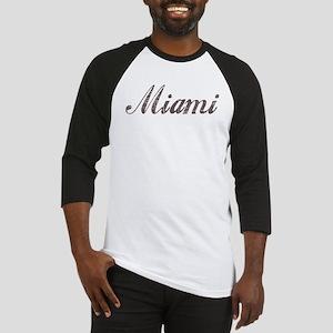 Vintage Miami Baseball Jersey