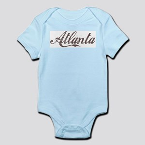 Vintage Atlanta Infant Creeper