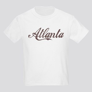 Vintage Atlanta Kids T-Shirt