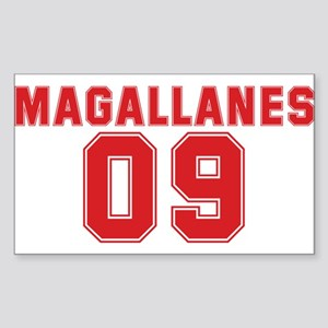 MAGALLANES 09 Rectangle Sticker