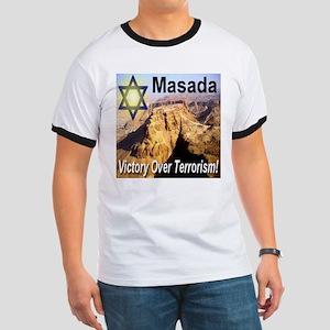 Masada Victory Over Terrorism Ringer T