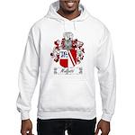 Malfatti Family Crest Hooded Sweatshirt