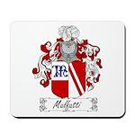 Malfatti Family Crest Mousepad