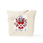 Malpighi Family Crest Tote Bag