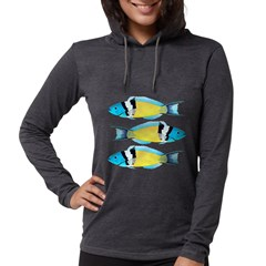 Bluehead Wrasse Long Sleeve T-Shirt