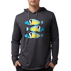 Bluehead Wrasse Long Sleeve T-Shirt