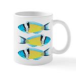 Bluehead Wrasse Mugs