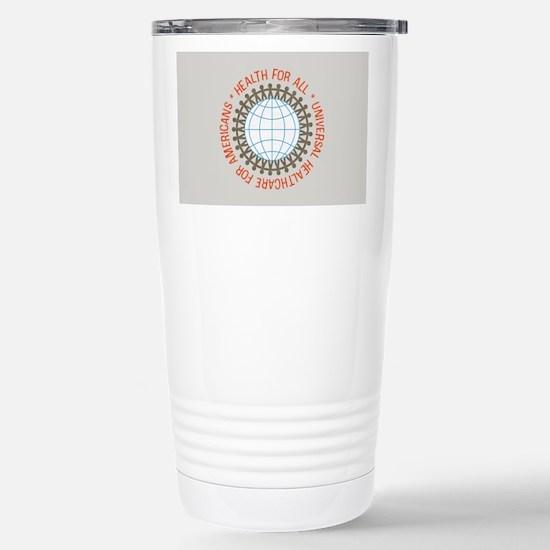 Universal HealthCare Stainless Steel Travel Mug