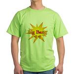 """""""Big Bang"""" Green T-Shirt"""