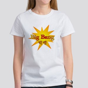 """Big Bang"" Women's T-Shirt"