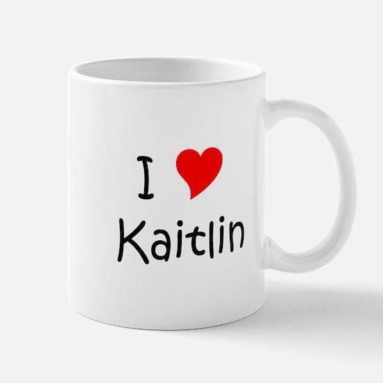 Cute Kaitlin Mug