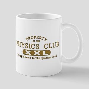 Physics Club Mug