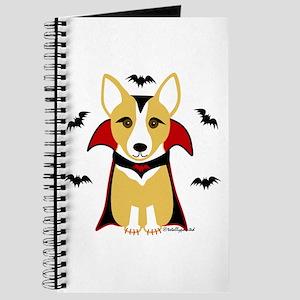Count Corgi - Vampire Journal