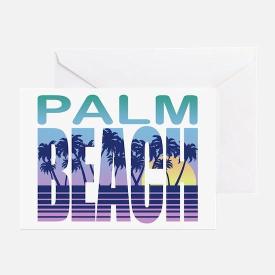 Palm Beach Greeting Cards (Pk of 10)