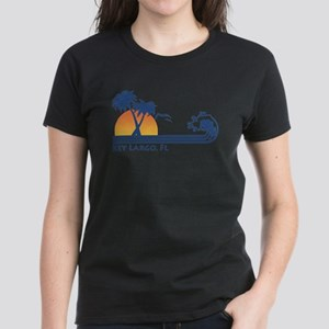 Key Largo Women's Dark T-Shirt