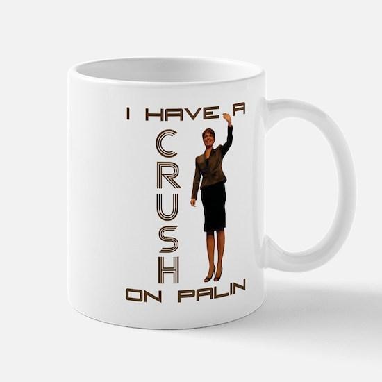 Crush on Palin - 2 Mug