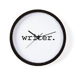 writer. Wall Clock