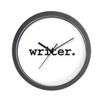 writer. Wall Clock
