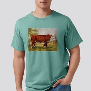 Hereford Bull The Champion T-Shirt