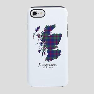 Map-RobertsonStruan iPhone 8/7 Tough Case