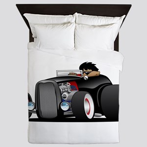 Hi-boy Hot Rod Queen Duvet