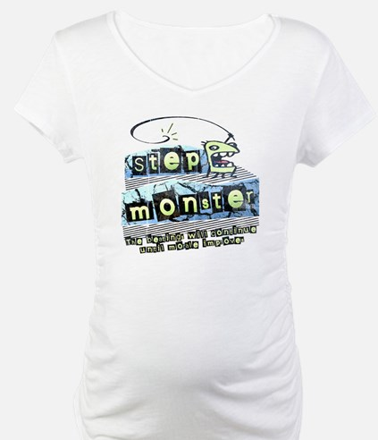 Step Monster Shirt