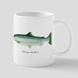 Wild Saltwater Steelhead Fish Mug