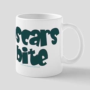 Oscars bite. Mug
