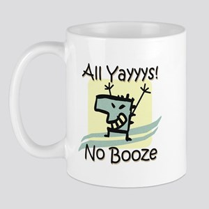 Alcohol Awareness Mug