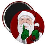 Santa Clause Christmas Magnets