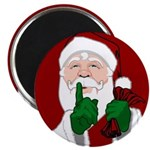 Santa Clause Christmas Magnets