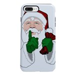 Santa Clause Christmas iPhone 8/7 Plus Tough Case