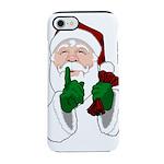 Santa Clause Christmas iPhone 8/7 Tough Case