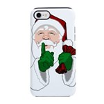 Santa Clause Christmas iPhone 8/7 Tough Case