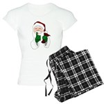 Santa Clause Christmas Pajamas