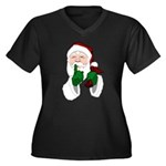 Santa Clause Christmas Plus Size T-Shirt