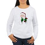 Santa Clause Christmas Long Sleeve T-Shirt