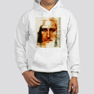 Blessed are the Peacemakers Hooded Sweatshirt