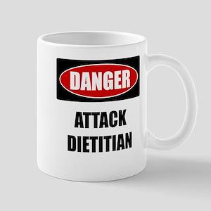 Danger: Attack Dietitian Mug