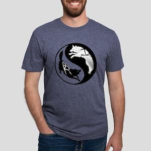 yin_yang_dogs T-Shirt