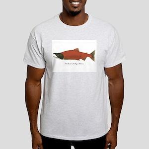 Sockeye Salmon Light T-Shirt