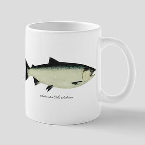 Coho Silver Salmon Mug